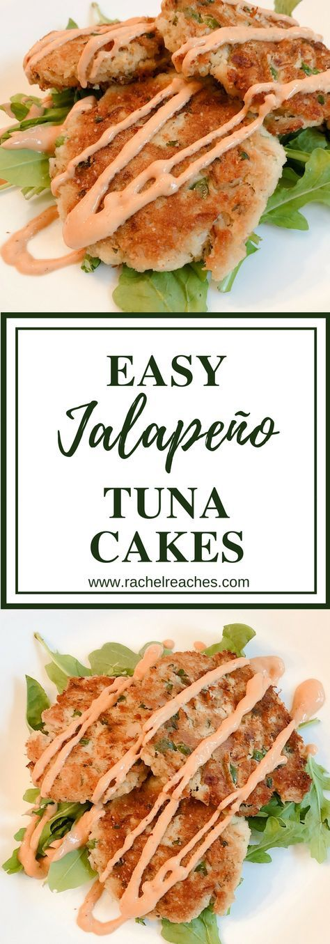 Jalapeño Tuna Cakes images