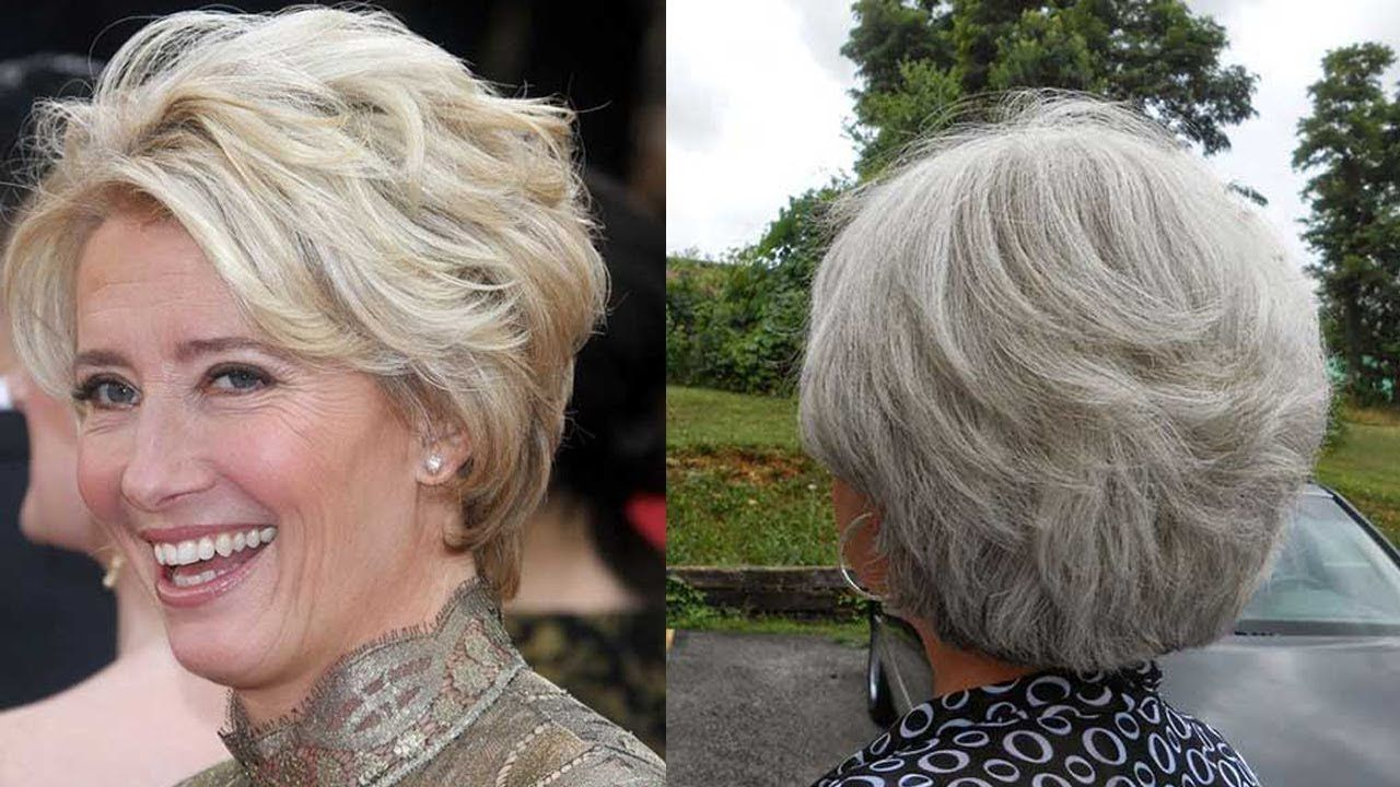 Pin By Latesthairstylepedia On Hair Nails And Makeup In 2020 Hair Styles Older Women Hairstyles Short Hair Styles