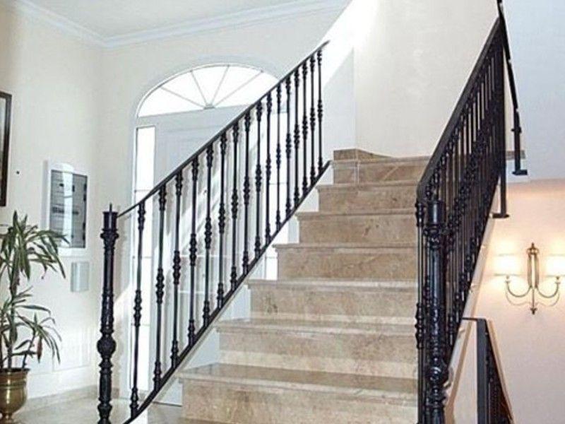 Escaleras pasamanos 800 600 erreria las nietas - Pasamanos escaleras interiores ...