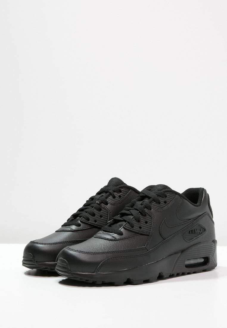 Nike Sportswear AIR MAX 90 Baskets basses black
