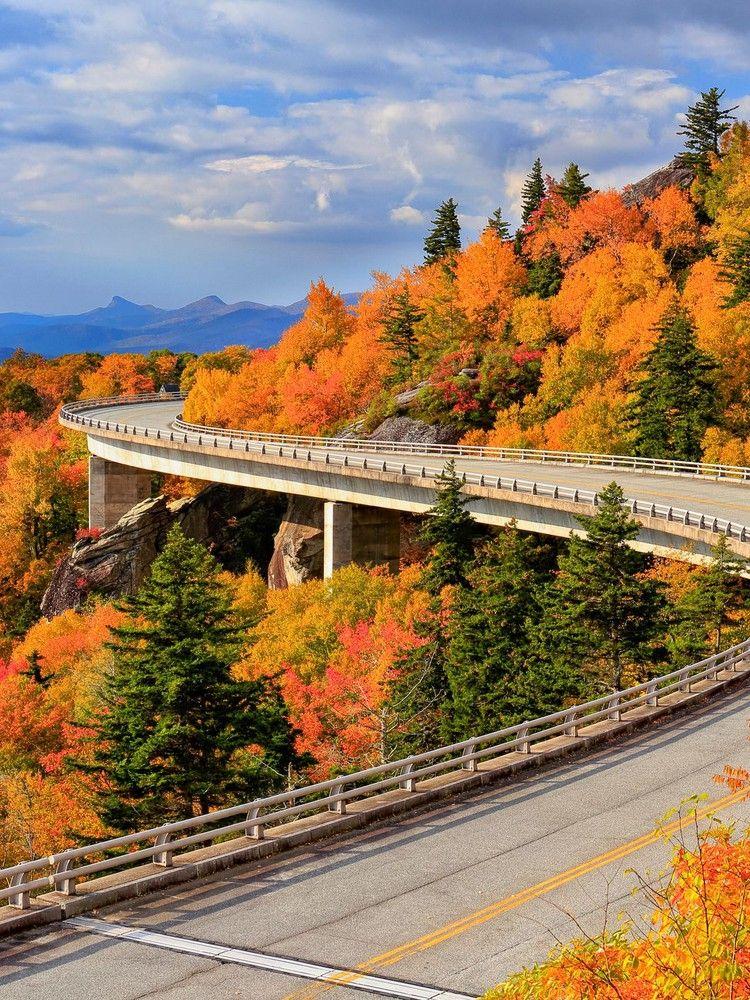 'America's Favorite Drive': Beautiful Scenes Along The