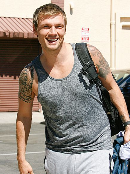 Star Tracks: Thursday, October 1, 2015 | PRACTICE MAKES PERFECT | Dancing with the Stars contestant Nick Carter has that mirrorball trophy on his mind as he heads to rehearsals on Wednesday in Hollywood.