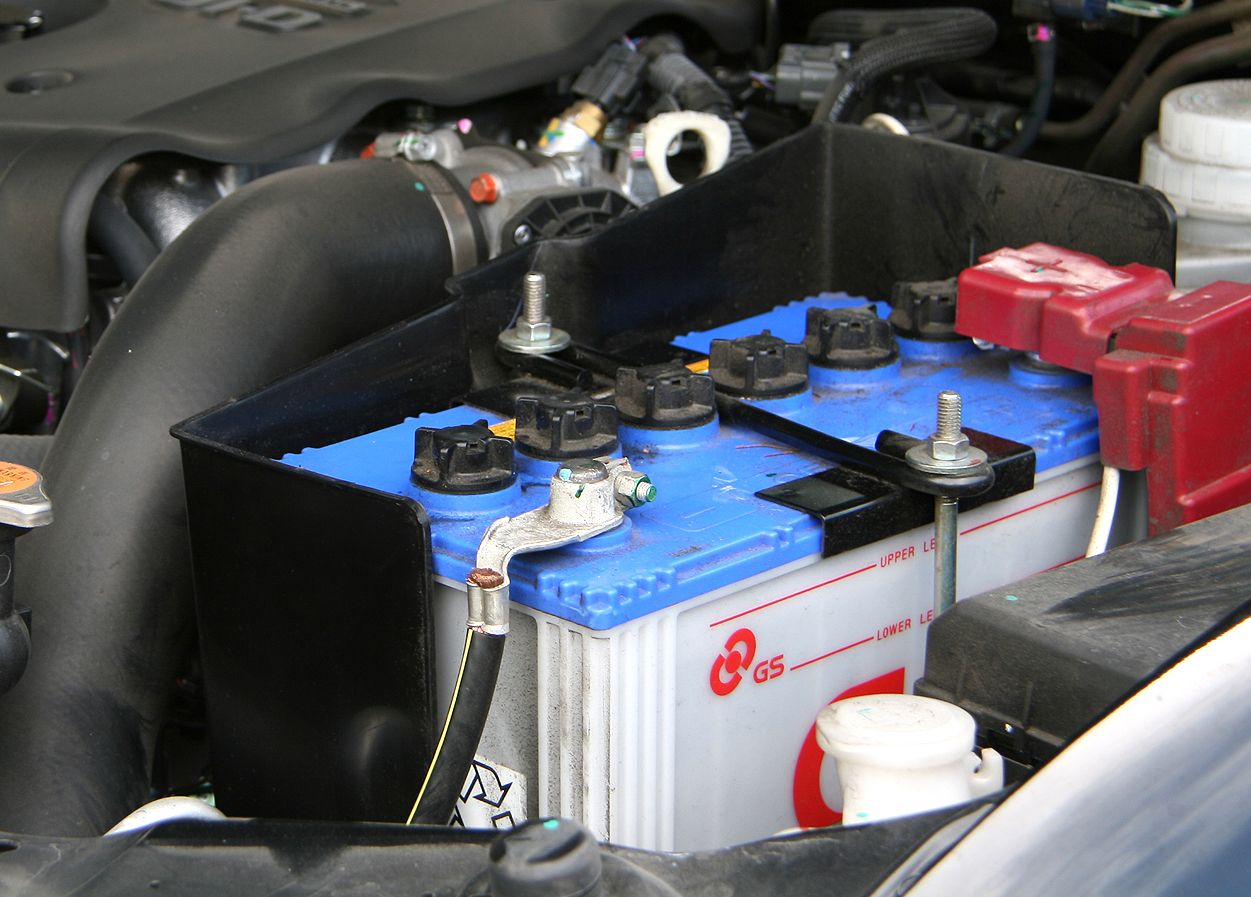 Remove Car Battery Terminals Wikihow To Diy Home Battery