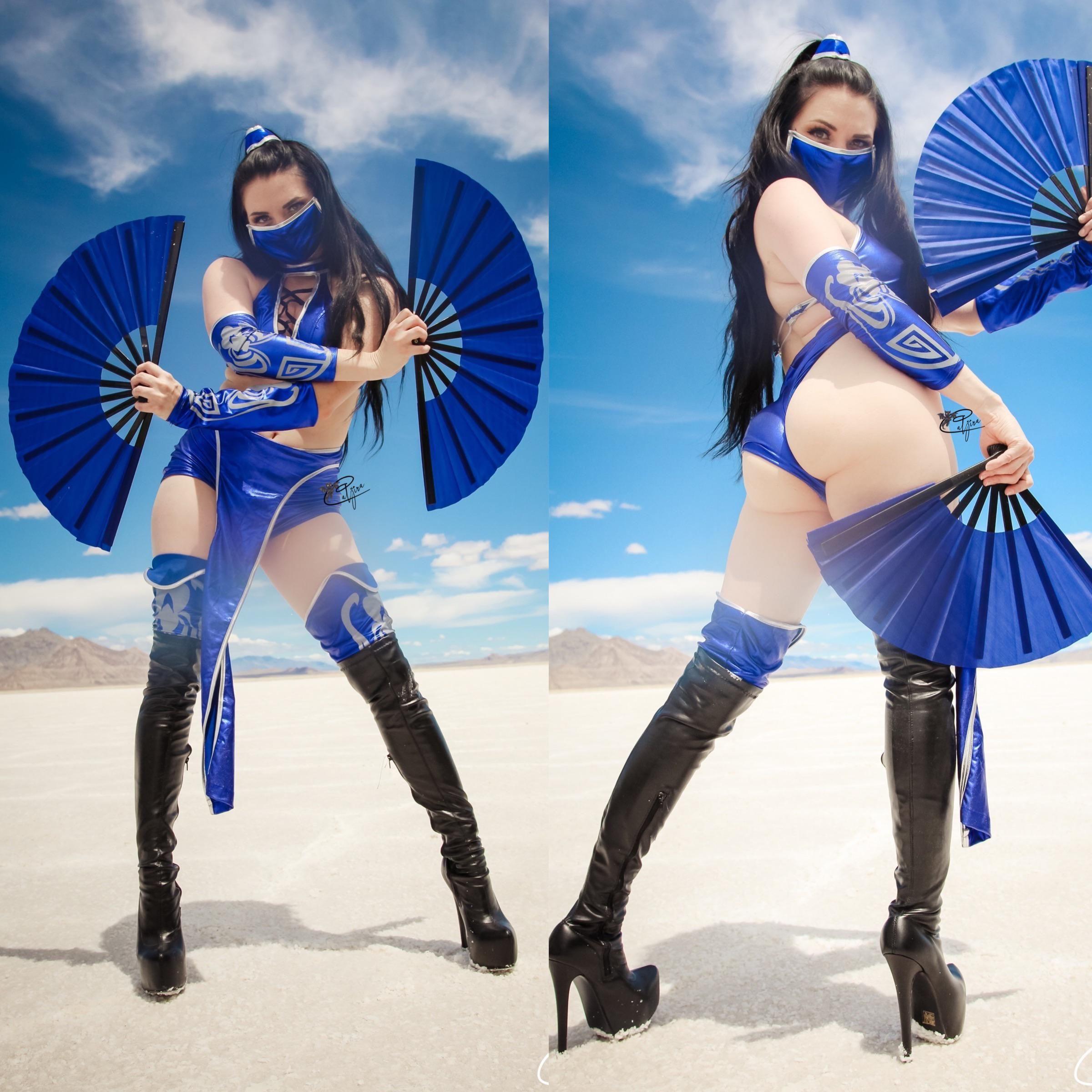 Kitana cosplay   Sexy cosplay, Hot cosplay