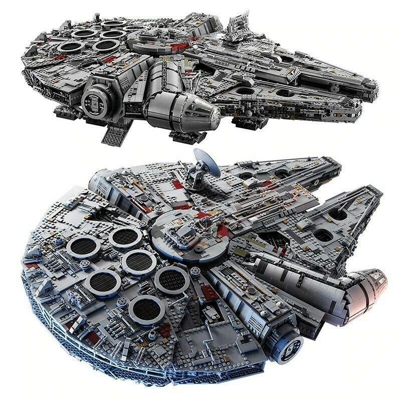 Brand New Lego Compatible Millennium Falcon 75192 Millennium Falcon Lego Millennium Falcon Geek Gear