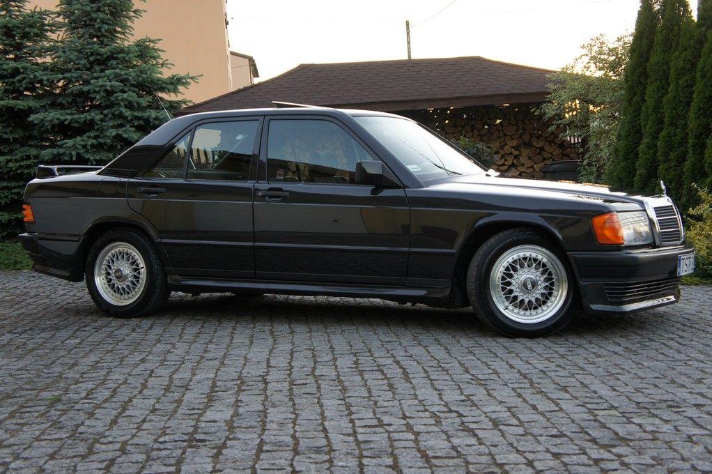 Mb 190 2 6b 160km Bbs Kit Stan Kolekcjonerski Mercedes Benz 190e Mercedes Benz Mercedes