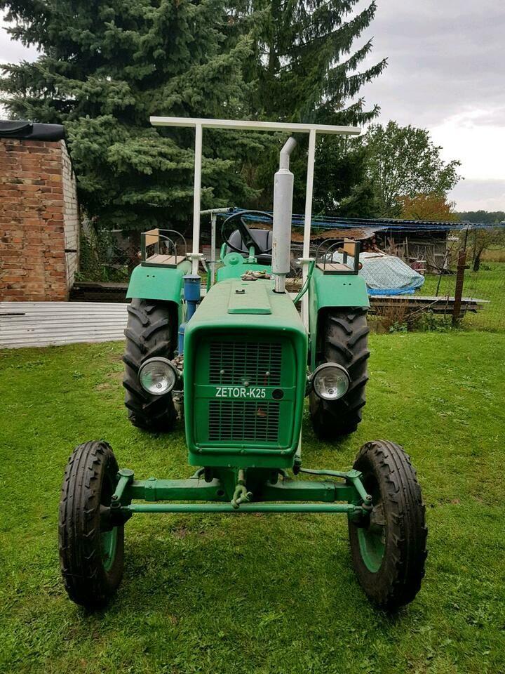 Traktor zetor k 25 in Brandenburg - Trebendorf ...