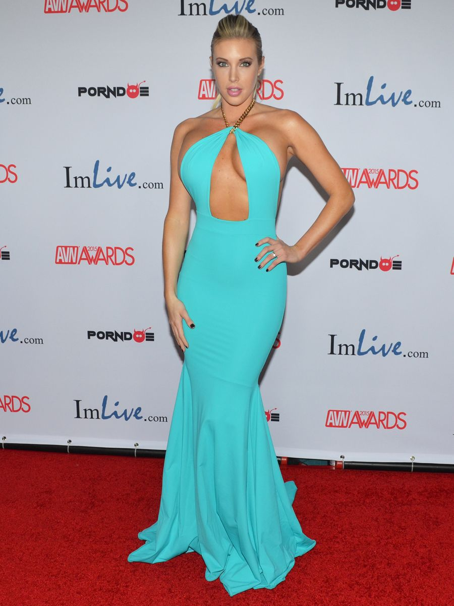 Samantha Saint 2015 AVN Awards