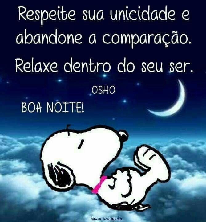 Boa Noite Snoopy Boa Noite Frases De Boa Noite Boa Noite