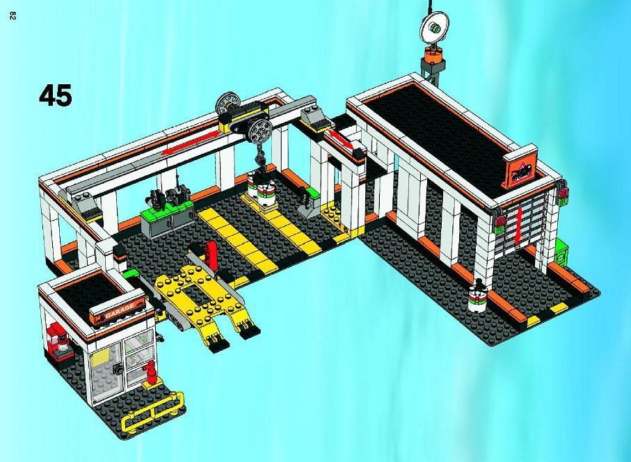 Lego Garage Instructions 7642 City Lego Ideas Pinterest Lego