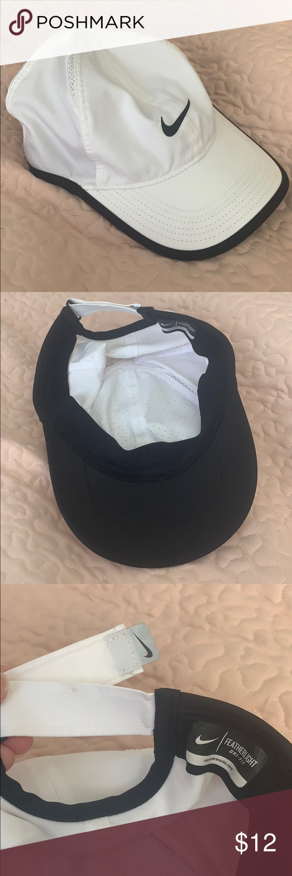 Nike Drifit Featherlight Hat In 2020 Nike Accessories Nike Women Accessories Hats