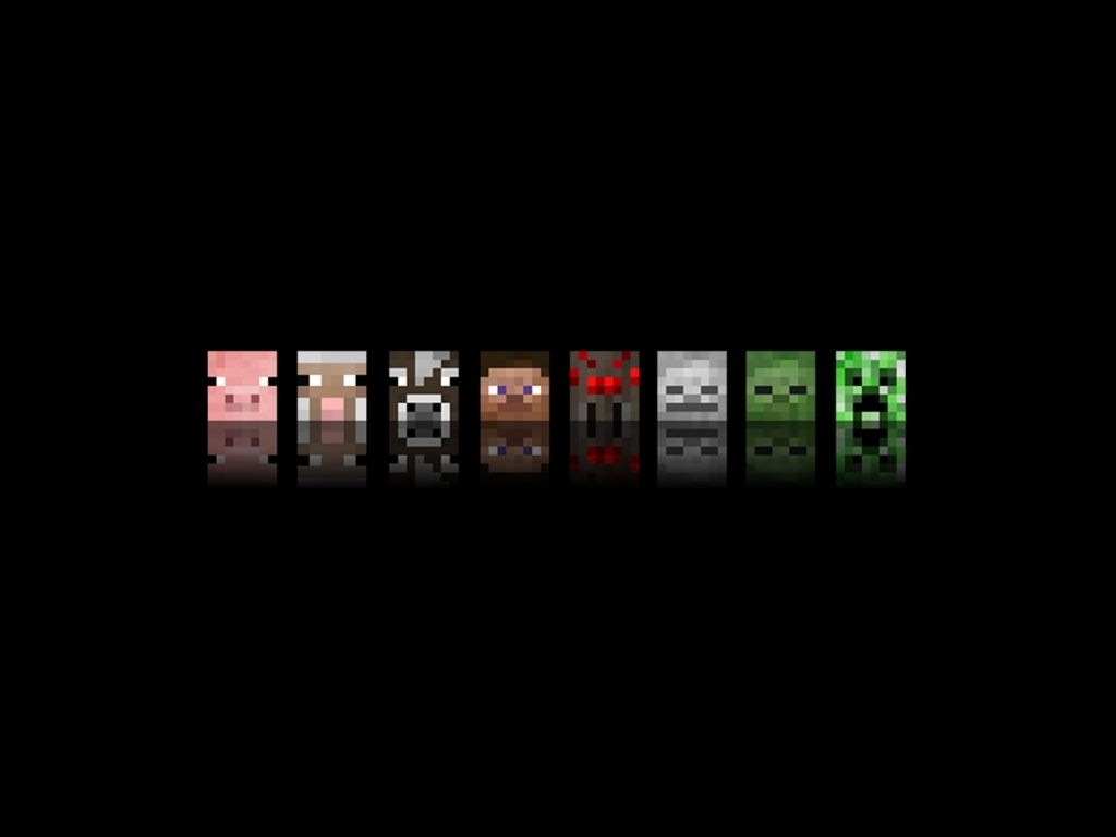 Minecraft Backgrounds For Desktop Wallpaper