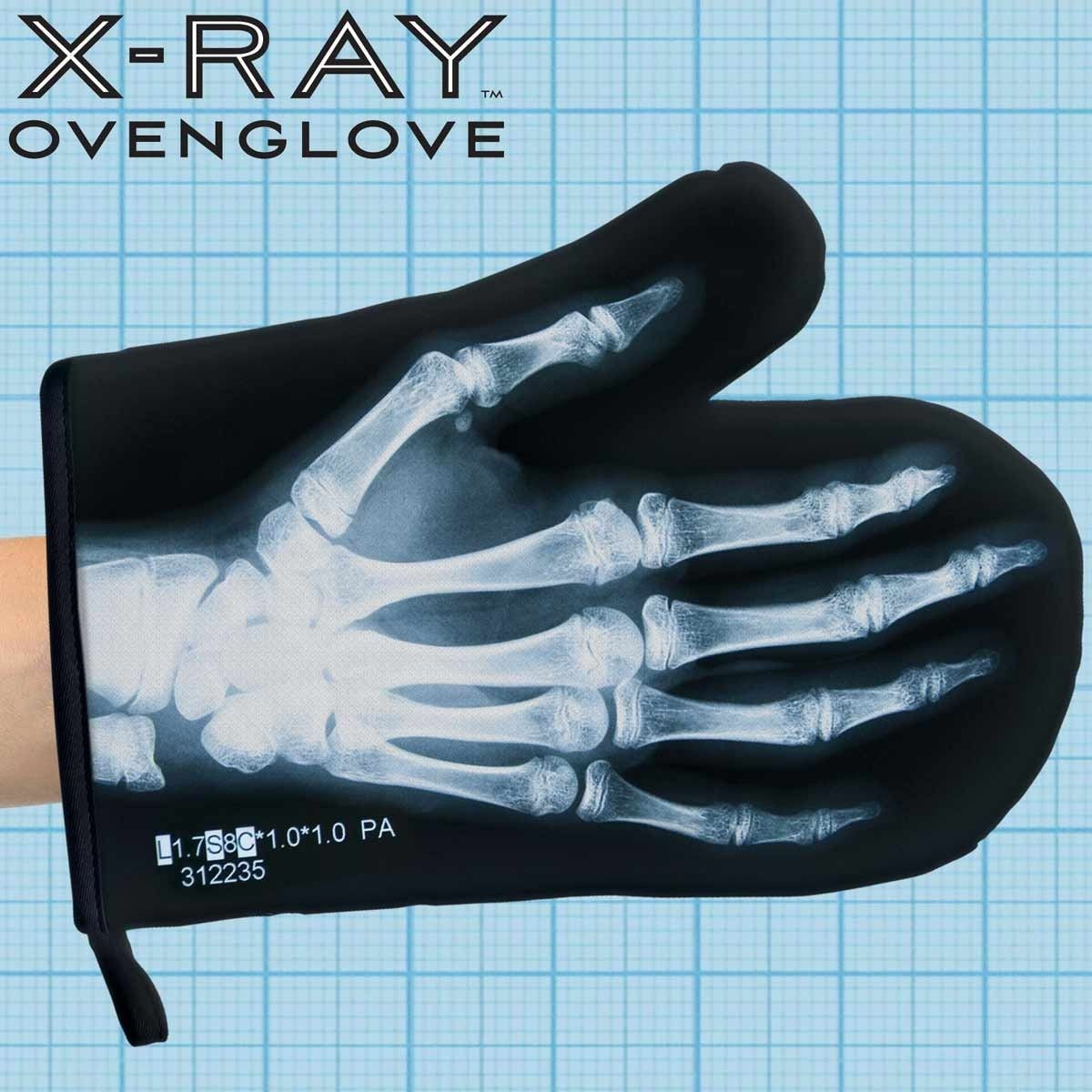 X-Ray Oven Glove | Christmas gift ideas (especially for him ...
