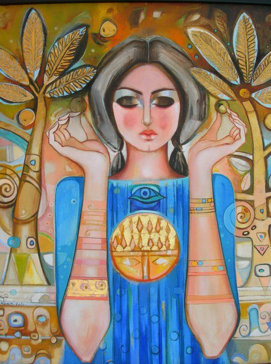 الفنانة التشكيلية لميس الحموي عالم نوح Egyptian Art Art Arabic Art
