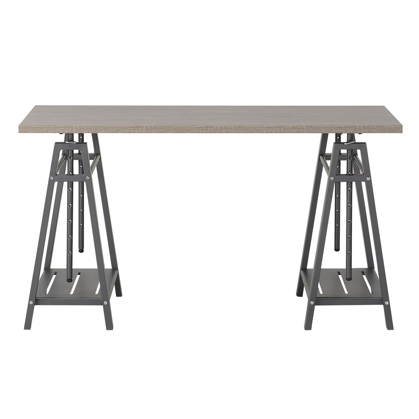 Homestar Height Adjustable Writing Desk