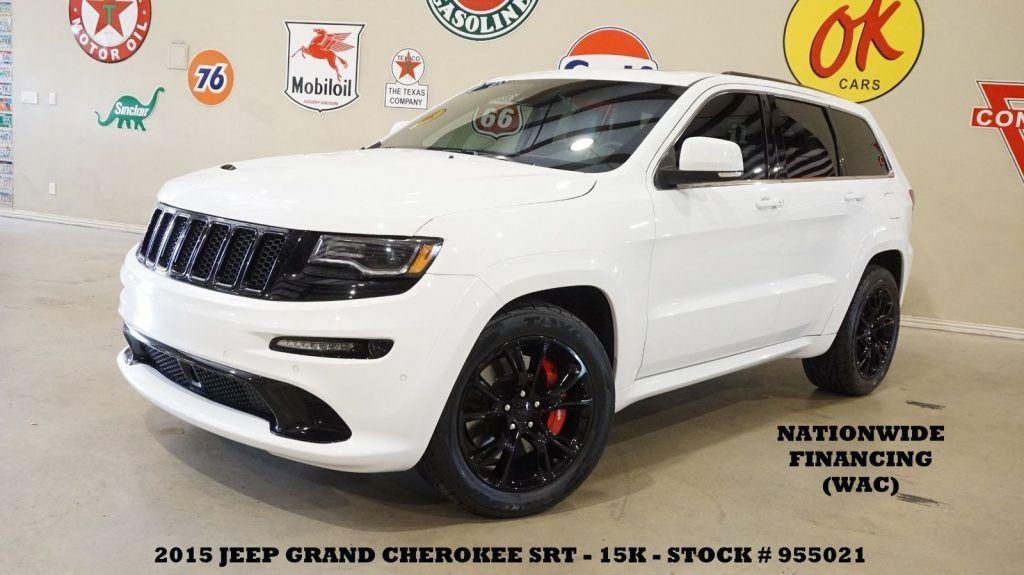2015 Jeep Cherokee Srt 2015 Jeep Jeep Grand Cherokee Srt Jeep Cherokee