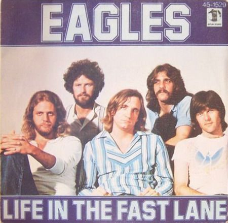 Eagles Life In The Fast Lane Eagles Songs Classic Rock Albums Rock Music