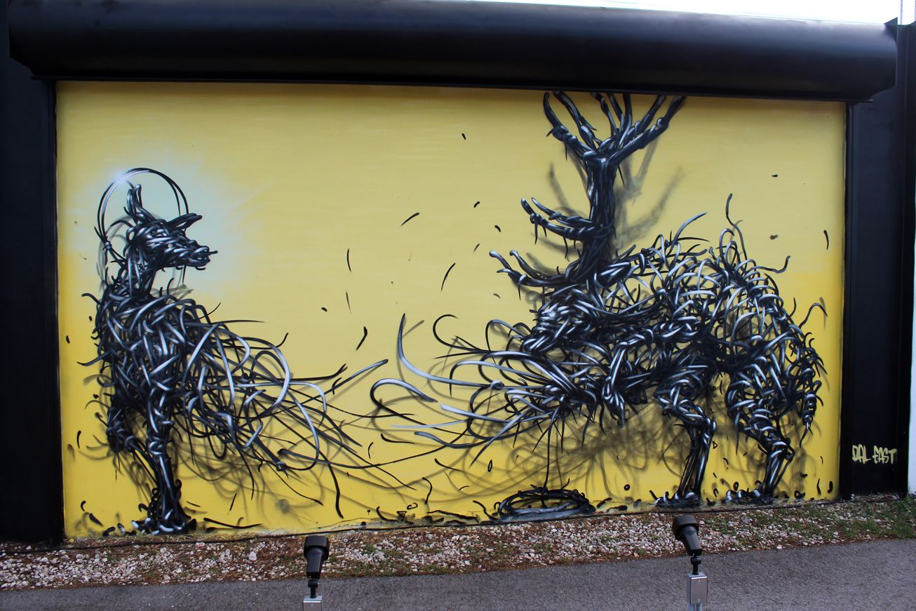 At Wynwood Walls, Yoga Among the Murals | Arts Observer | Wynwood ...