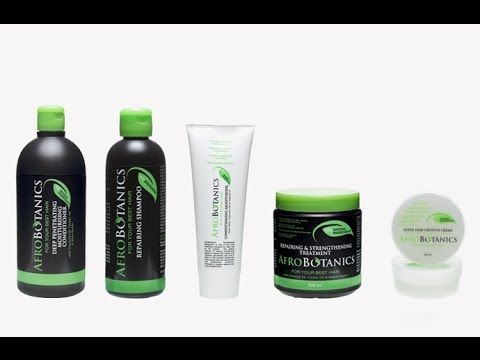 Afro Botanics Review Natural Hair Styles African Natural Hairstyles
