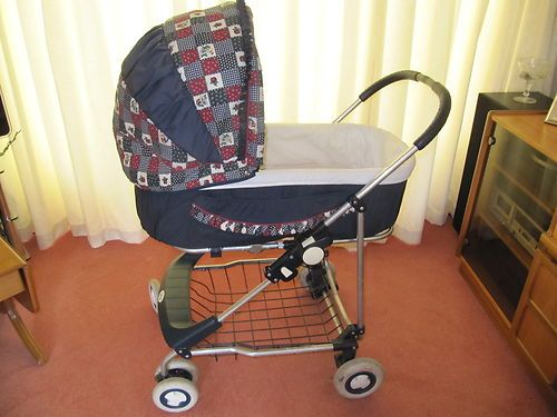 Pin by Stroller Boutique on Prams | Britax pram, Prams ...