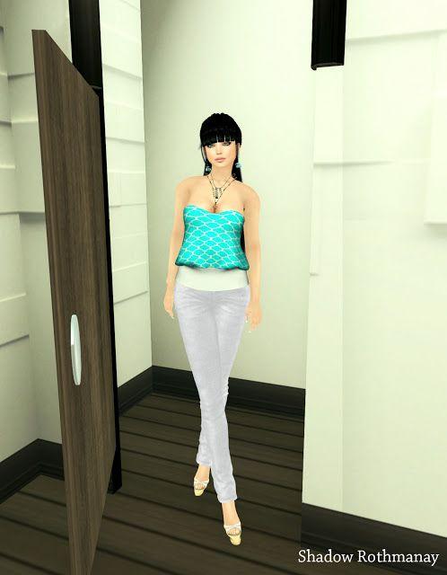 Mode à tout prix: #267 Fitting Room