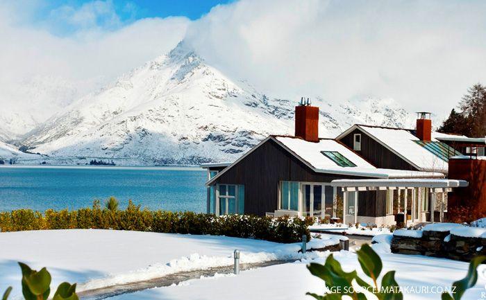 Wow a winter honeymoon?