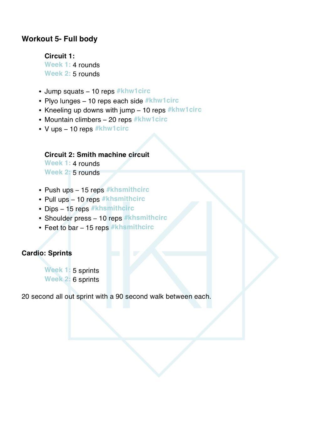 Katy Hearn Spring Challenge 2017 Album On Imgur Fitness Ups Circuit Diagram Pdf