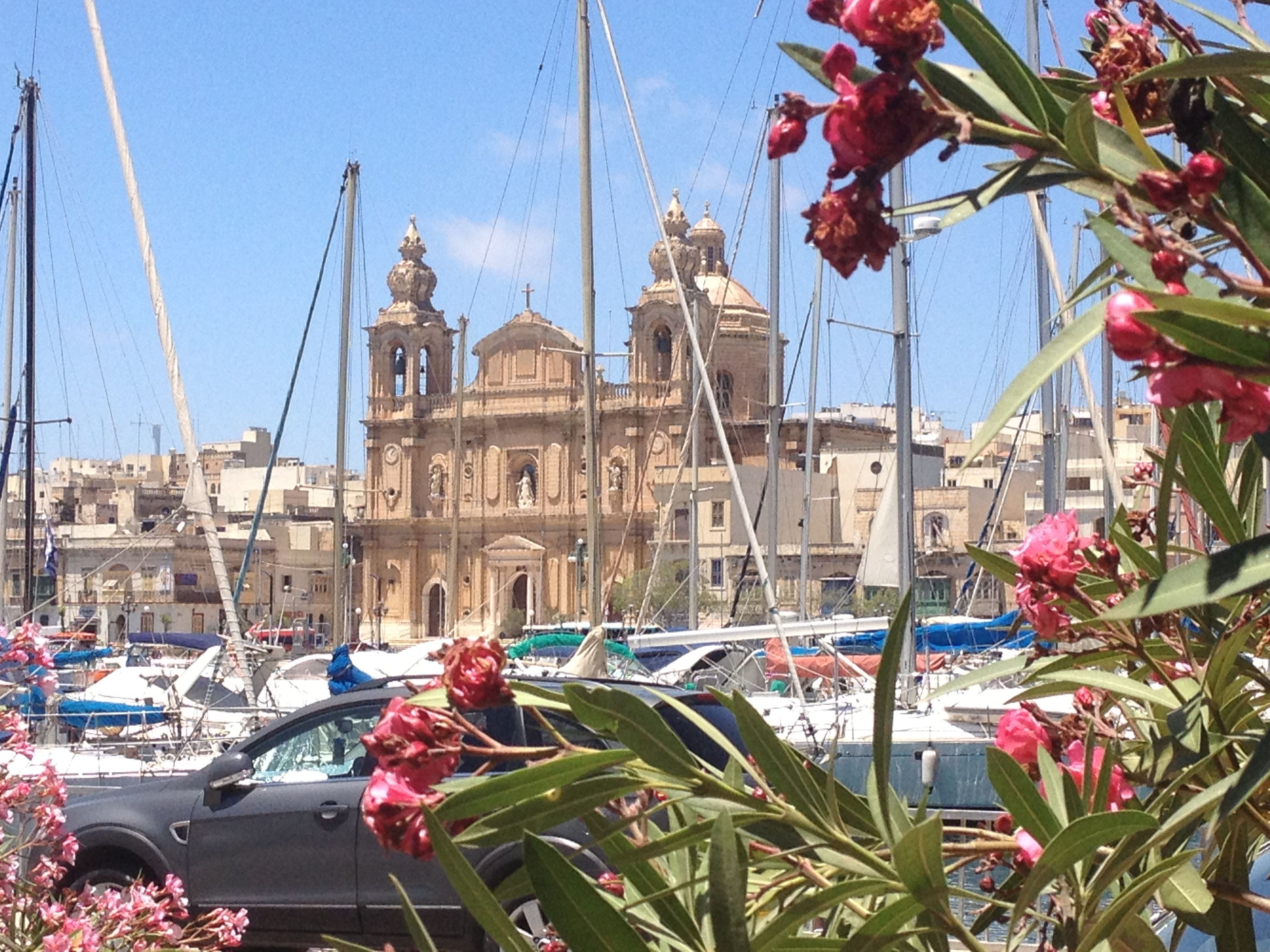 Msida harbor, Malta
