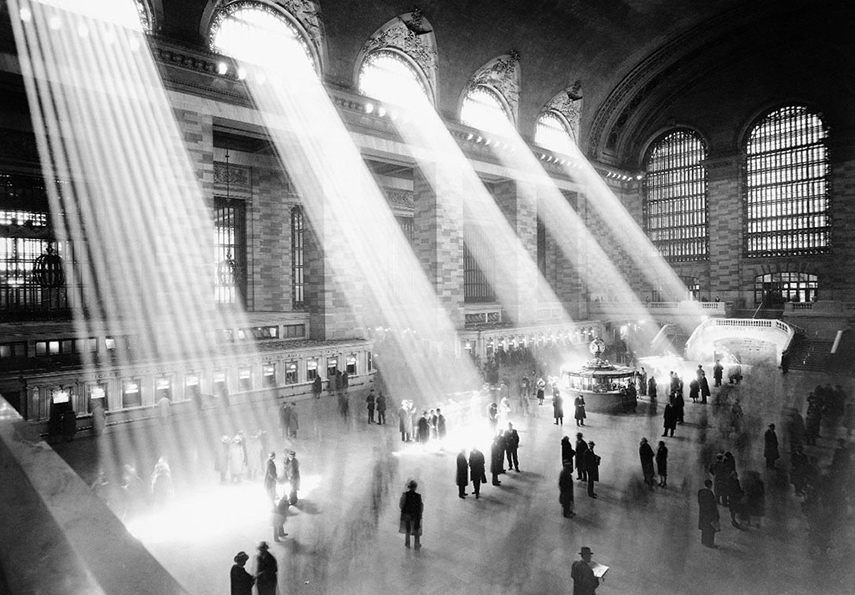 How Did Pictorialism Shape Photography and Photographers ? | Grand central terminal, Central station, Grand central station