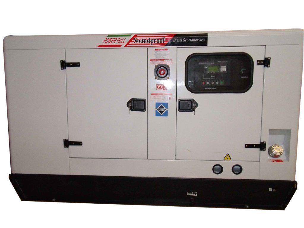25 Kw Generator Diesel Generators