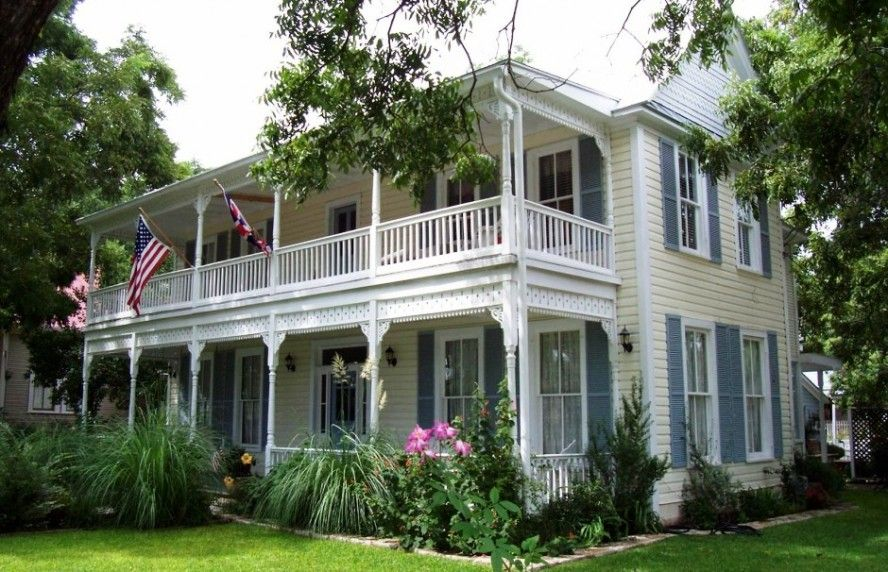 Types of Homes with Porches | Great Styles of Homes Type ...