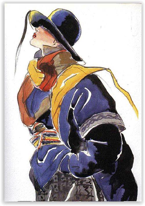 Antonio Lopez Fashion Illustration Dibujos De Moda