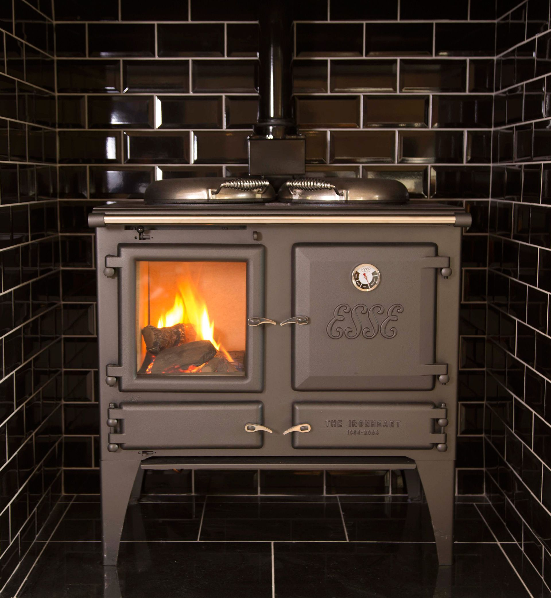 gas ironheart cookery demonstration range cooker ranges and stove