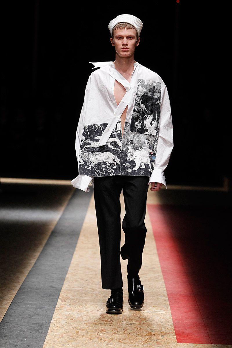 8e6e953426fd9 C Social Front. Perfect Pairing  Prada + Christophe Chemin   Fashion ...