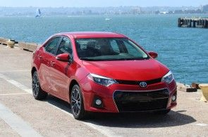 2014 Toyota Corolla - First Drive, August 2013