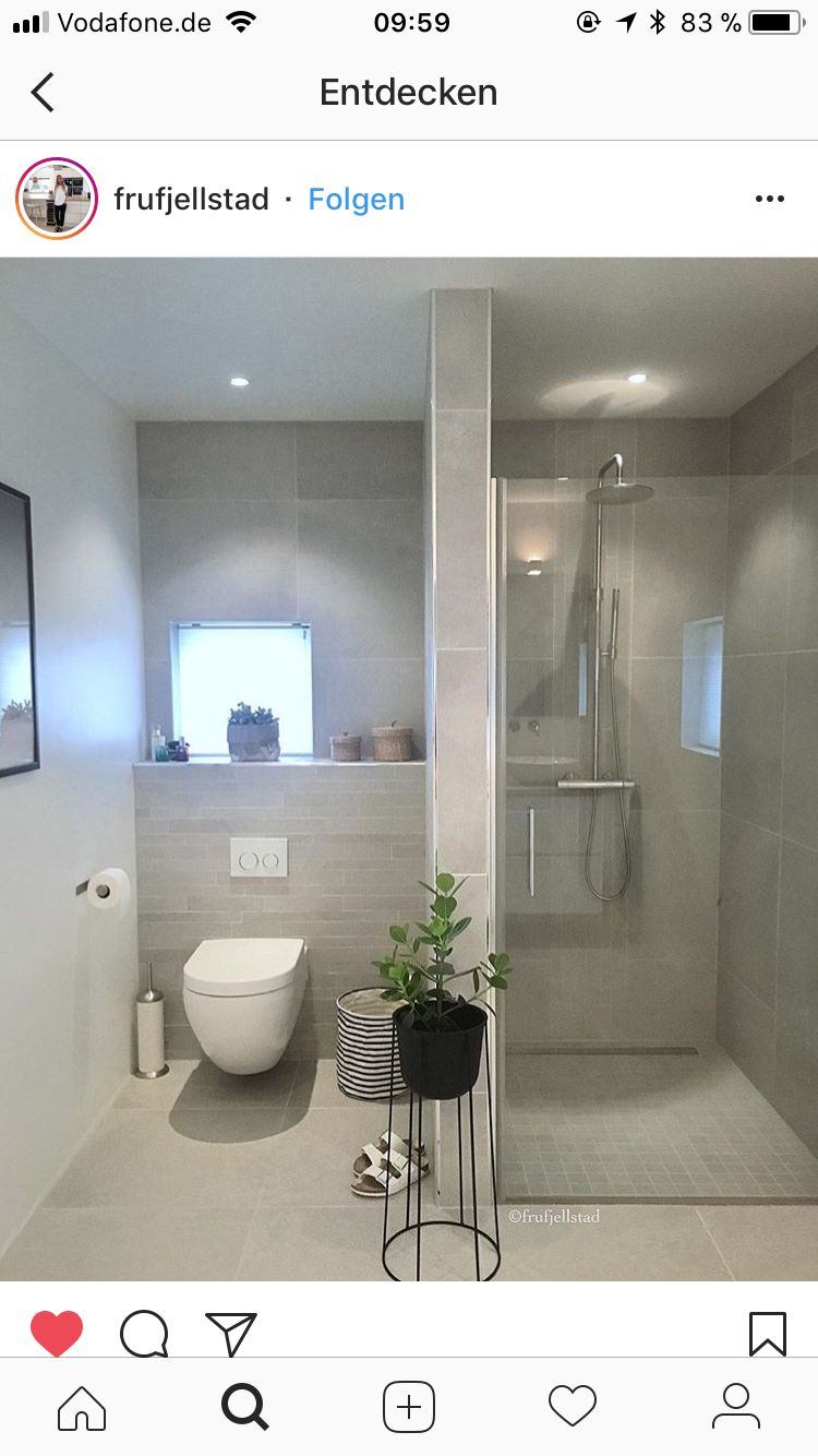 Badideen | Badezimmer | Pinterest | House, Bath room and Bath