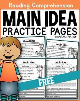 44++ Comfortable main idea worksheets 3rd grade Useful