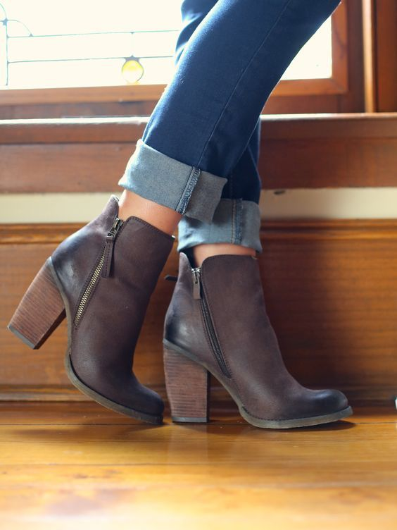 40 Beautiful Boots For Women Who Like To Step Up - Page 4 of 4 -