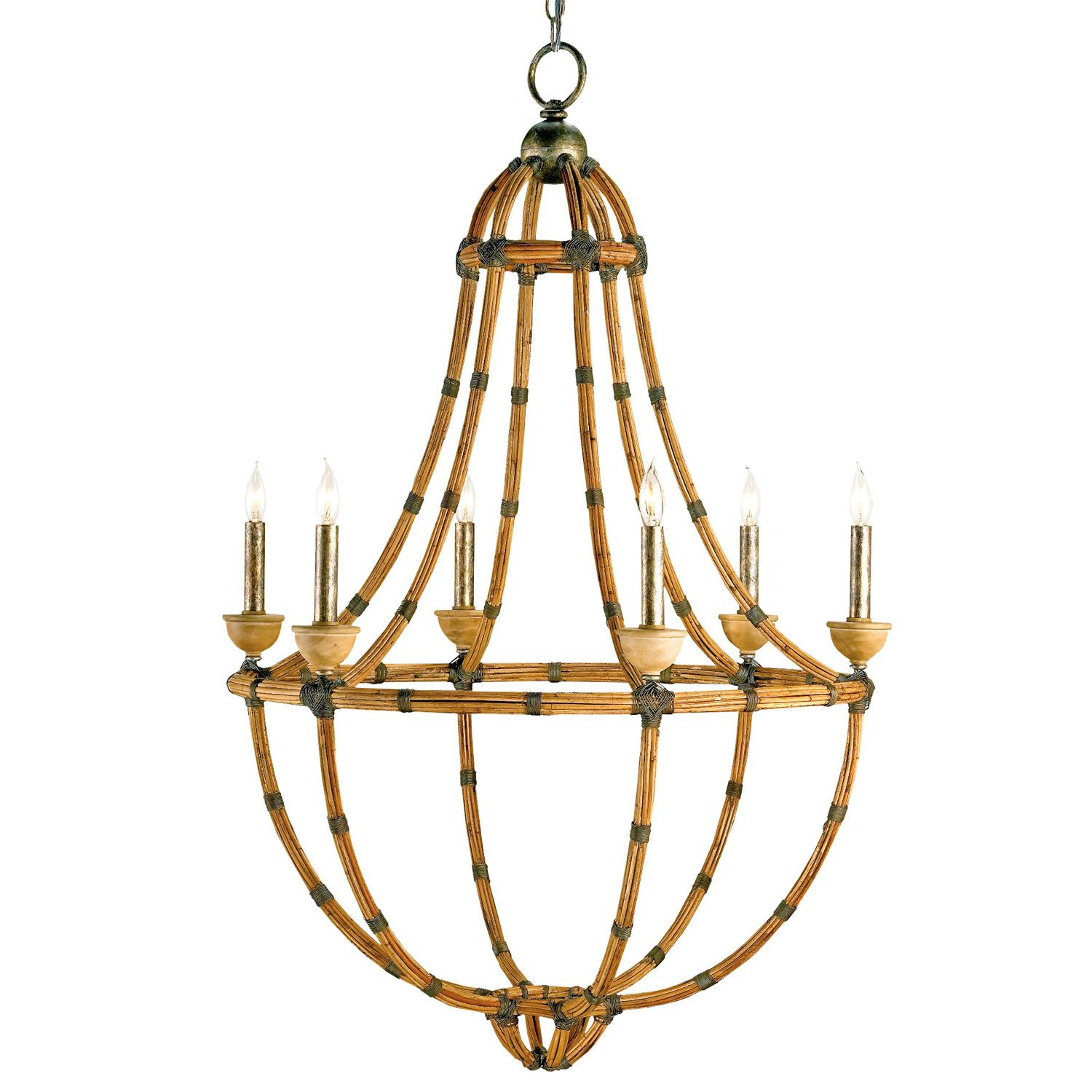 Currey And Co Palm Beach Chandelier Atzinc Door