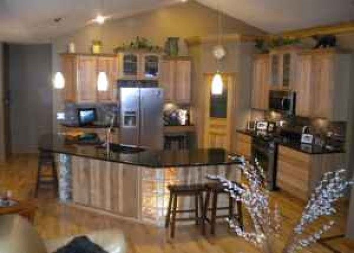 Ranch Styles Pole Barn Home | ... ranch style home with pole barn ...