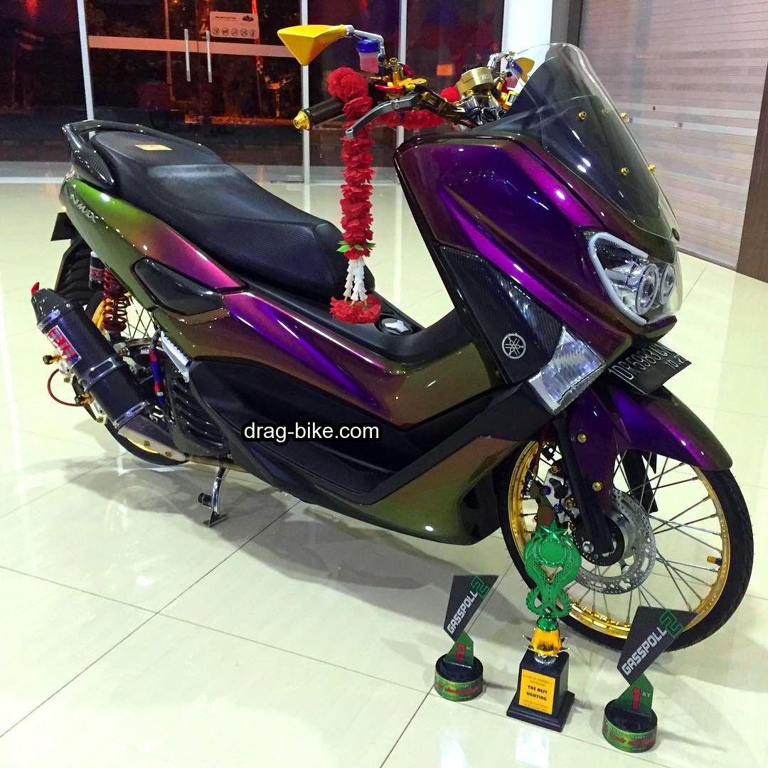Modifikasi Nmax Thailook Kendaraan Aksesoris Mobil Balap