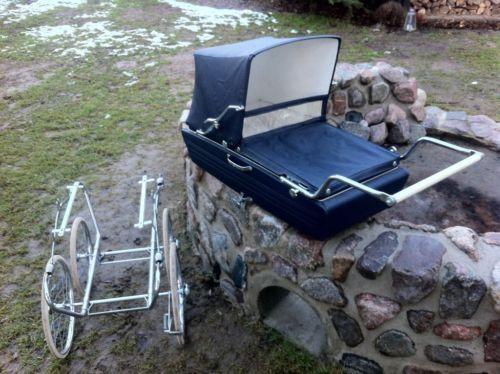 rockabilly nostalgie kinderwagen 60er jahre oldtimer. Black Bedroom Furniture Sets. Home Design Ideas