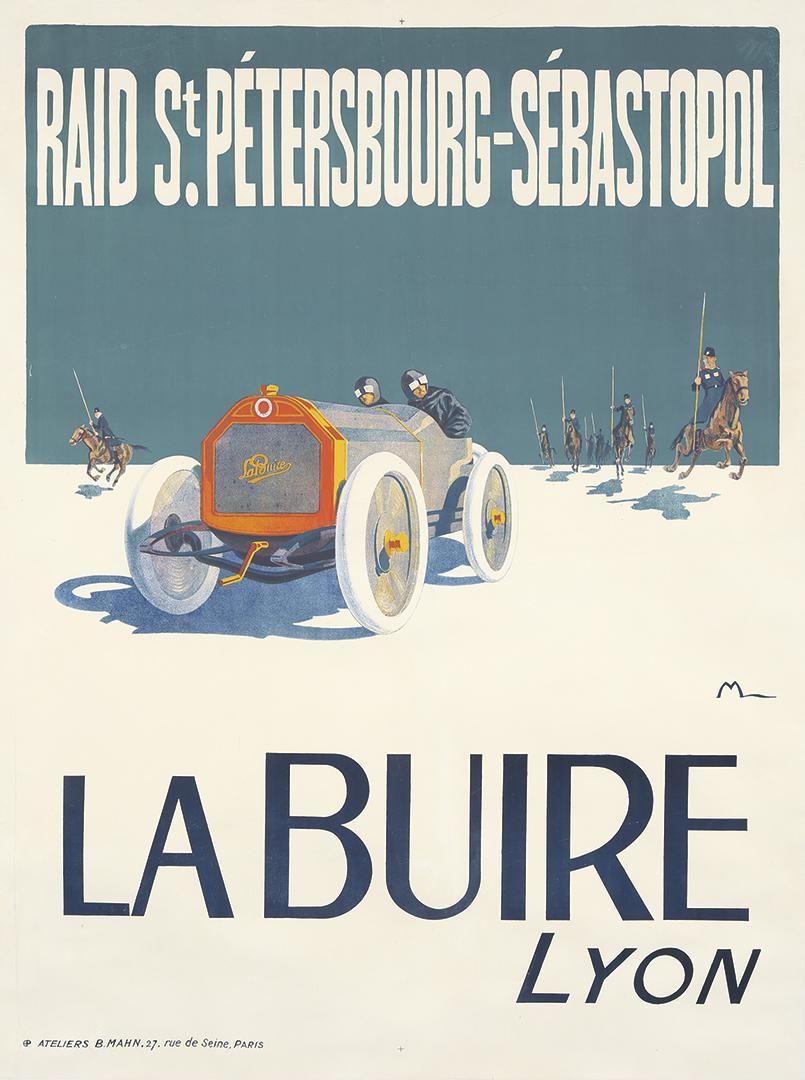 Lyon Vintage Posters
