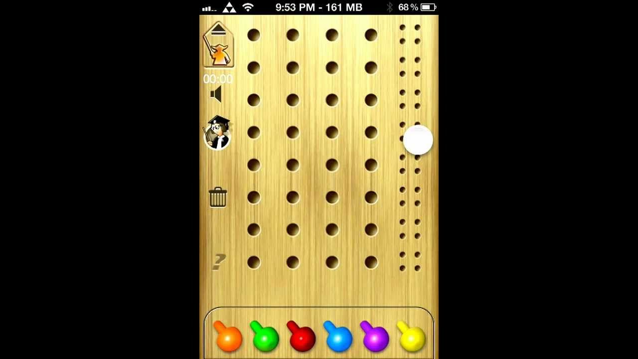 How to play Mastermind / Code Breaker Mastermind, Online