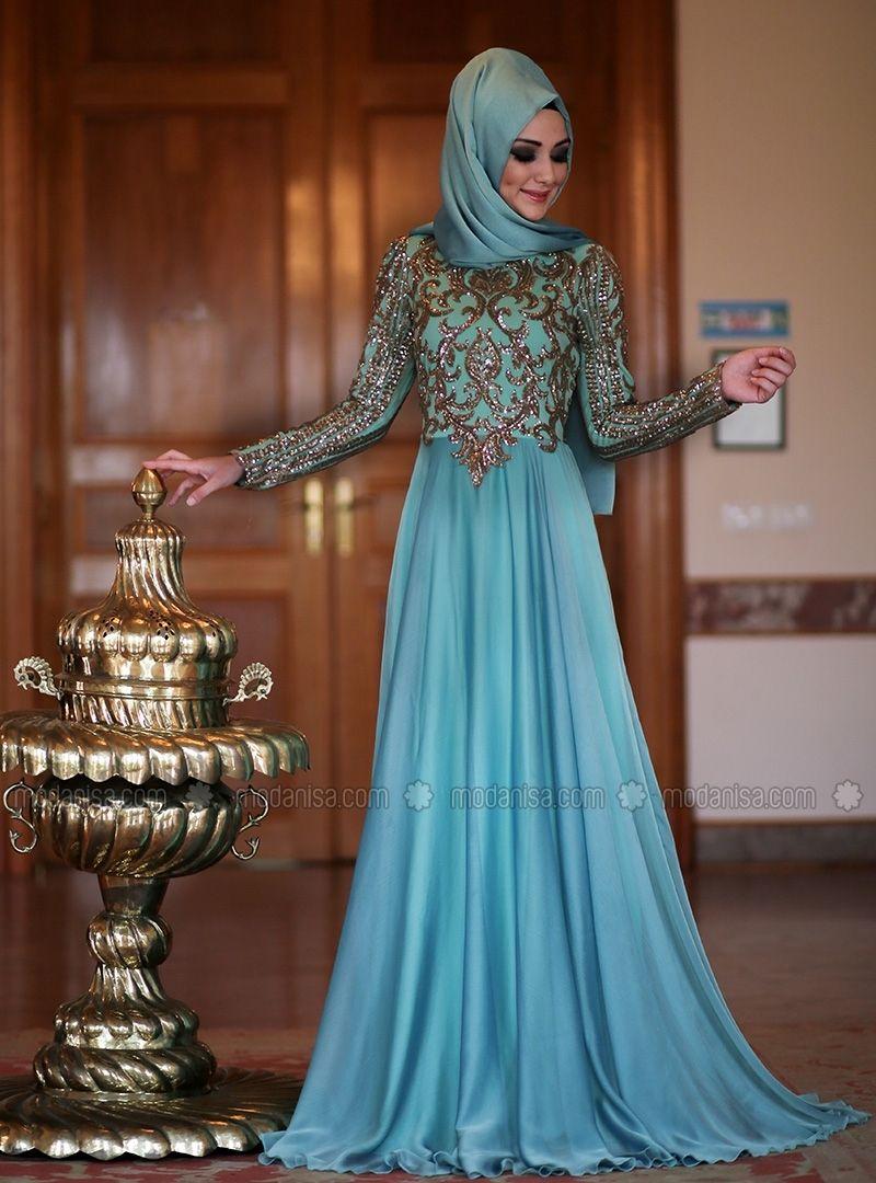 Moonlight Dress - Mint - Minel Ask | dresses | Pinterest | Pakistani ...