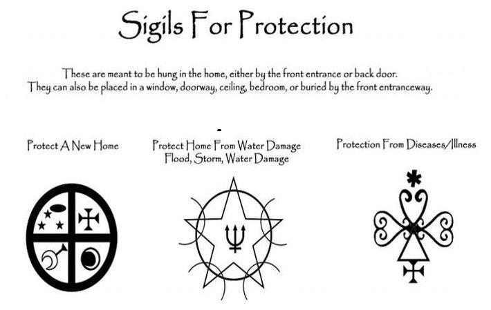 Supernatural Symbols SPN Pinterest Archangel Lucifer 710x449 Jpeg