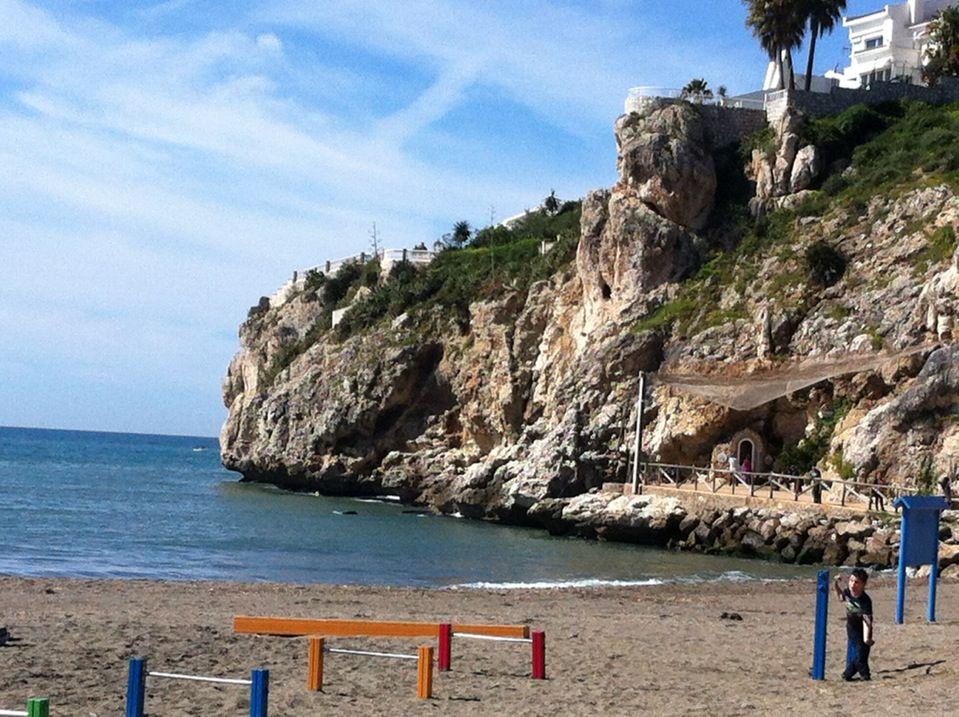 Playa El Cantal Rincon De La Victoria Viajes Playa Victoria