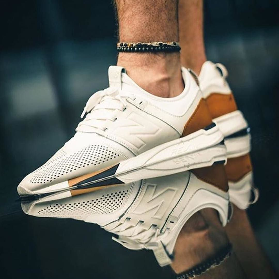 New Balance 247 Luxe by @lucasblackman . #nb247 | Sneakers men ...