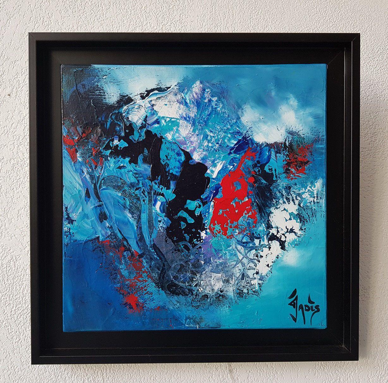 Vente toile abstraite - Site de jadis-artiste ! | Toile abstraite, Toile, Toile d'artiste