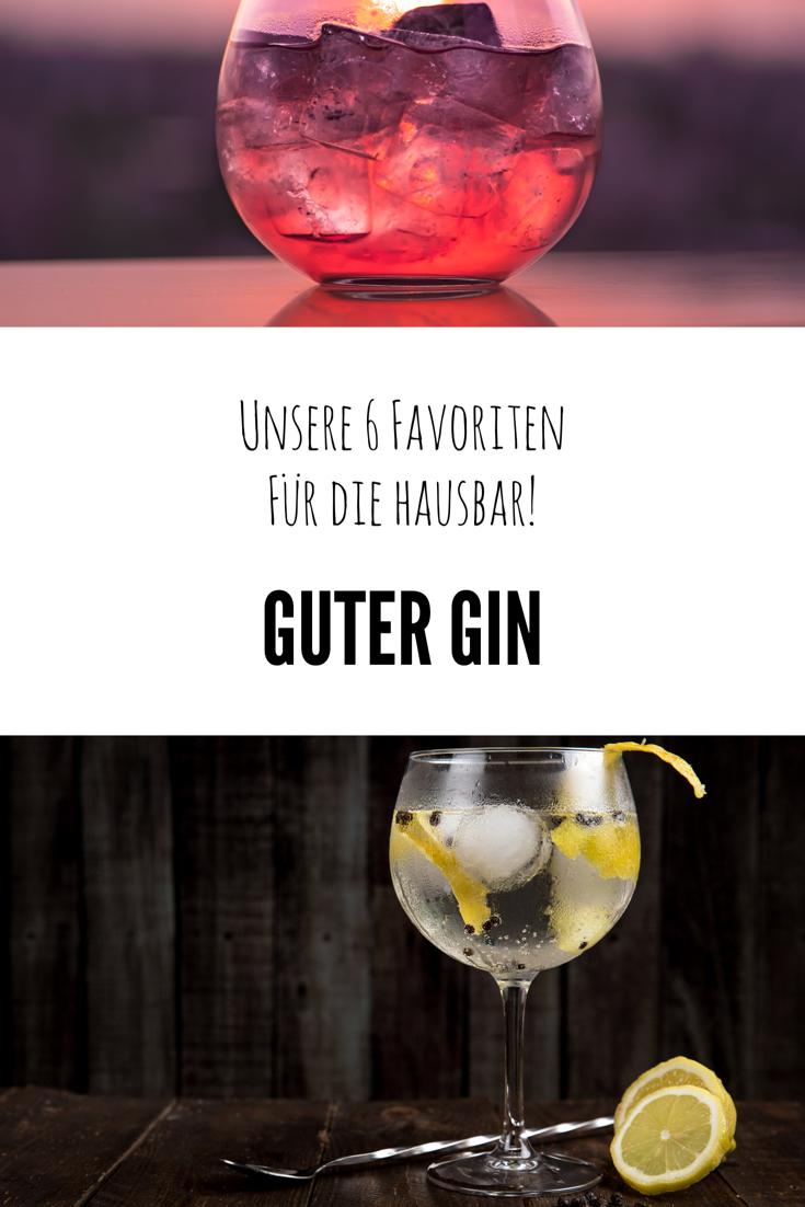 Guter Gin – Unsere 6 grandiose Favoriten für die Hausbar | Drinks ...